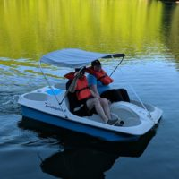 Paddle Boat or Go Boat Tours with Professional Guide/Shuttle