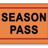 Gift Certificates/season pass/fundraising